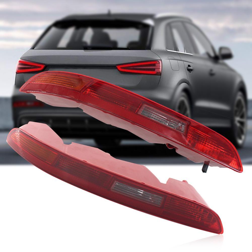 1PCS Rear Bumper Light For Audi Q3 2012 2015 8UD 945 096 8UD 945 095 Fog Lamps Tail Lights