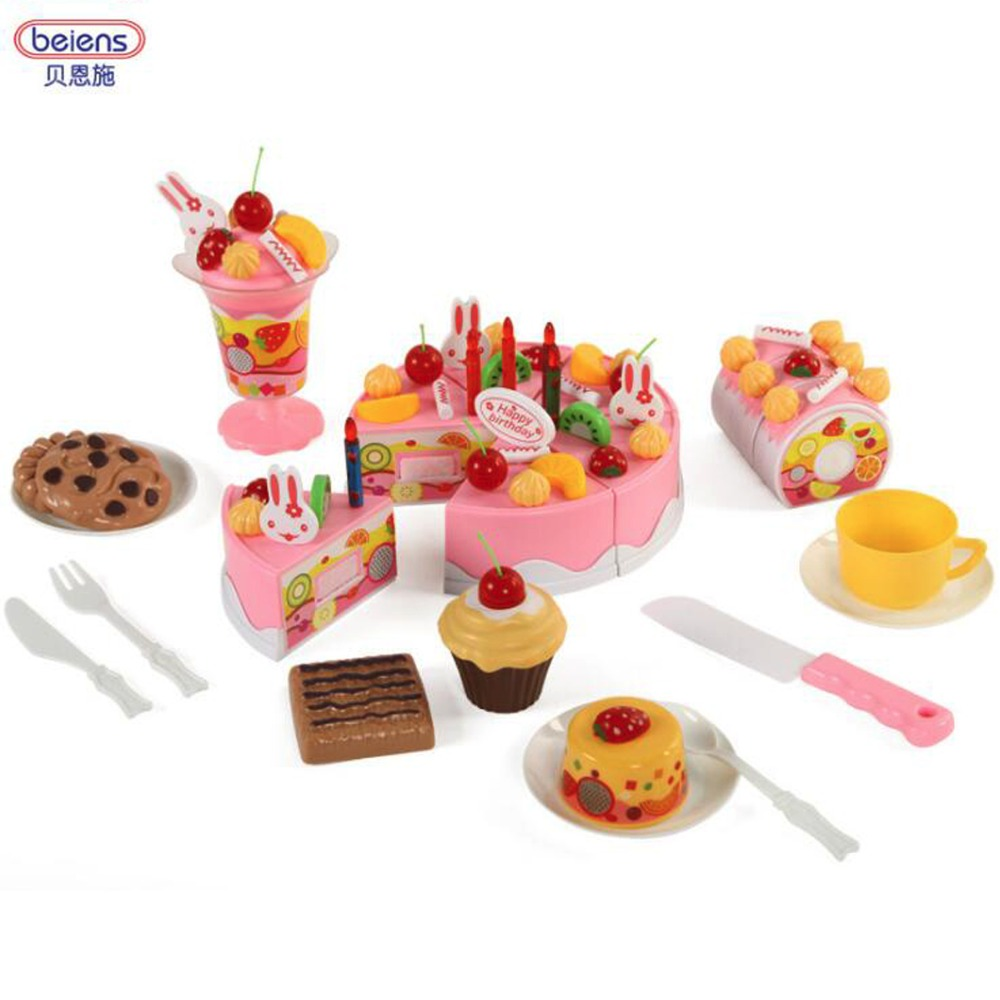 Diy Ice Cream Birthday Cake