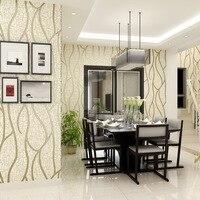 Beibehang European Stereo Striped Frozen Deer Leather Wallpaper Bedroom Living Room TV Background 3d Wallpaper papel de parede