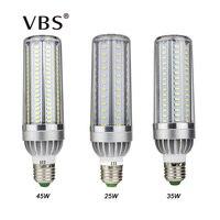 High Power Led Corn Bulb 5730 SMD 25W 35W 45W E27 LED Corn Light Bulb Aluminum