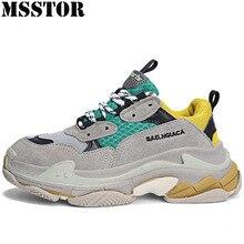 MSSTOR Ретро Для женщин Для мужчин кроссовки женская брендовая летняя дышащая Спортивная обувь для мужчин любителей открытый спортивная Для женщин кроссовки