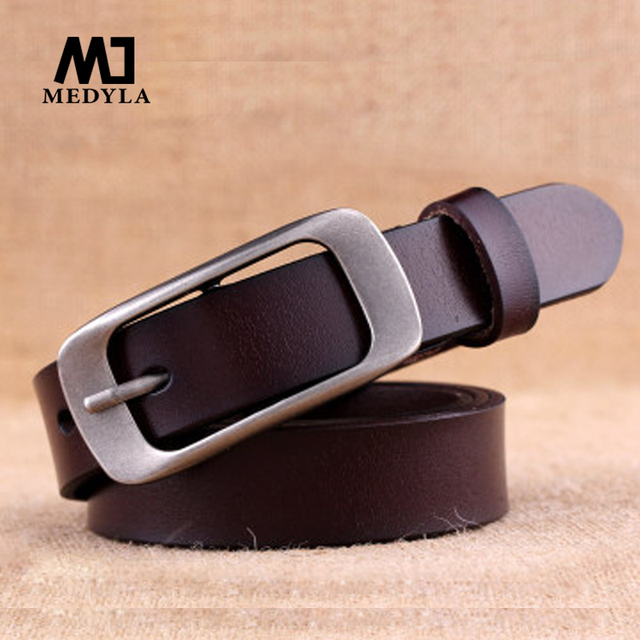 2017 Rushed Marcas Masculino Adult Women New Arrival Buckle Thin Section Belt Women's Genuine Leather Strap Female Rete Mucosum