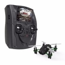 Hubsan H111D Q4 Nano FPV Mini Quadcopter Drone with 480P HD Camera 2.4GHz RC HD Helicopter RTF Remote Control Toys Black