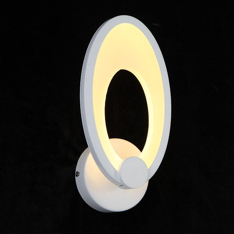 Modern LED Wall Lamp For Bathroom Bedroom Wall Sconce White Indoor Lighting Lamp AC100-265V LED Wall Light Indoor Lighting led indoor studio lighting lamp for reading books led wall lamp for the bedroom strdyroom children wall lamp clothingstour light