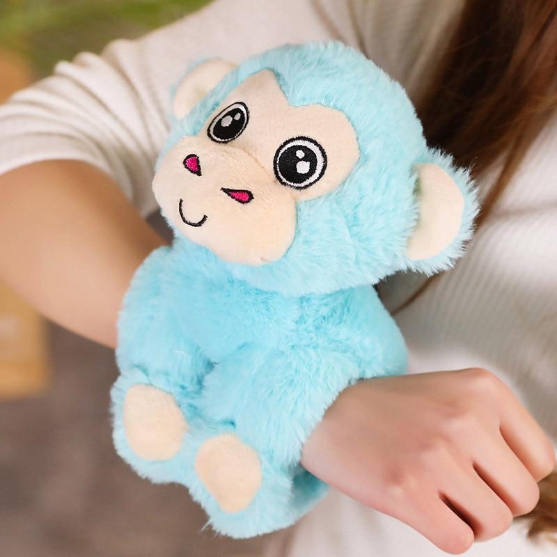 Best Stuffed Animals For Boy, Cute Animal Bracelet Plush Toy Unilovers