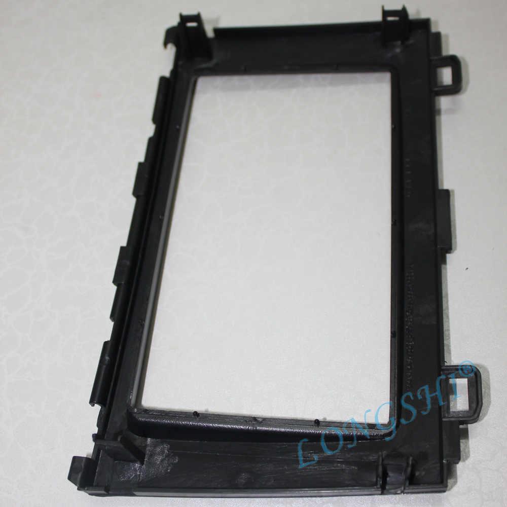 Ramka wykończeniowa radia na rok 2007 2008 2009 2010 Toyota Corolla 2 Din GPS DVD Stereo CD tablica rozdzielcza montaż instalacja zestaw paneli wykończeniowych 2DIN