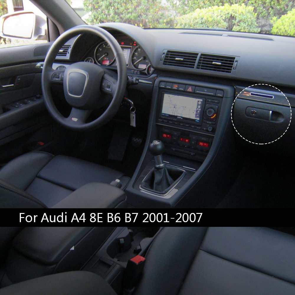 ORIGINALE Audi a4 8e b6 PORTAOGGETTI COPERCHIO VANO PORTAOGGETTI COPERCHIO SWING GRIGIO SCURO