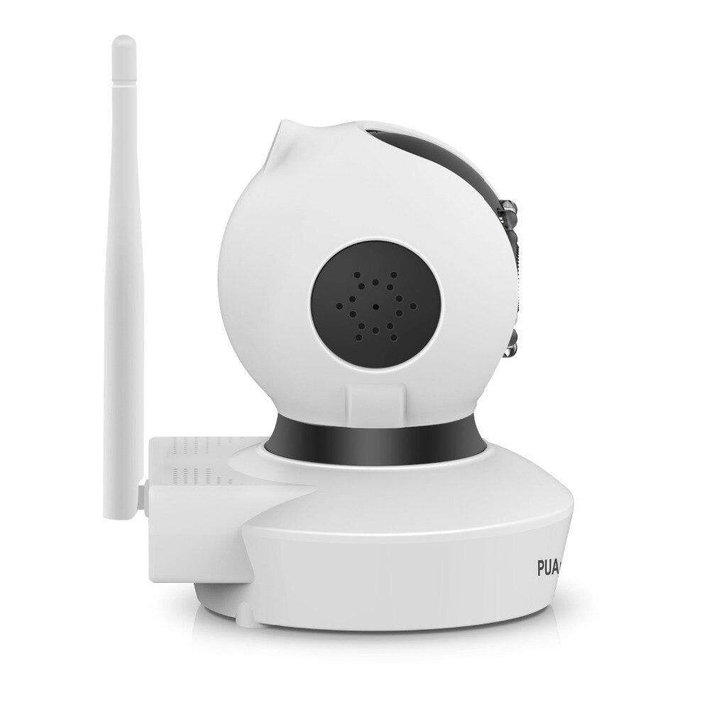 PUAroom 1080P vigilancia CCTV cámara de seguridad IP inalámbrica red WiFi Pan Tilt Zoom PTZ para cámara de seguridad del hogar - 3