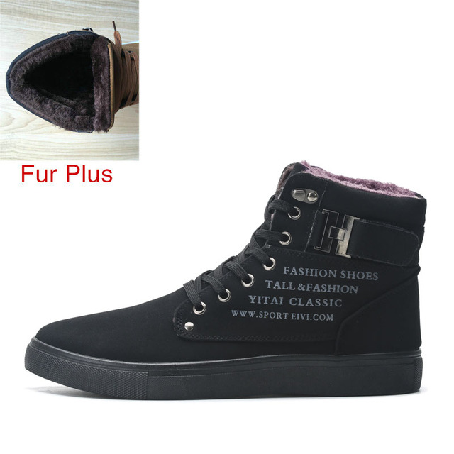 2019 All Black Fur