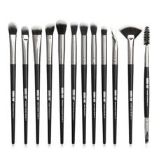 12 pcs/lot Makeup brushes set professionalMakeup Brushes Set Eye Shadow Blending Eyeliner Eyelash Eyebrow Brush For Tool
