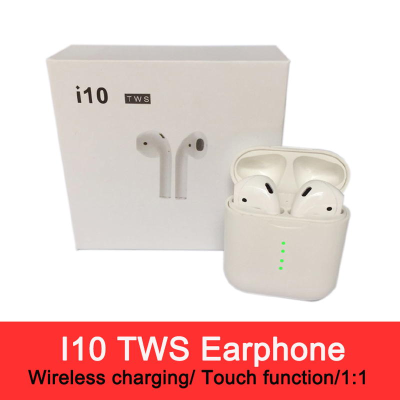 Mini I11 Tws Bluetooth 5.0 Headset Wireless Double Calls Smart Earphone Wireless Charging For Iphone Pk I9s I7s I10 F10 Back To Search Resultsconsumer Electronics Earphones & Headphones