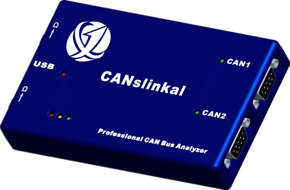 For CAN Analyzer - CAN simulation analyzer Canslinkal (Chen Xi with supporting software)
