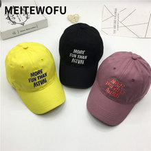 2019 New Cotton baseball cap Men'S Snapback Hats Spring Summer Hat For Men Women Caps High quality Hat Embroidery letter Cap 2017 new arrival high quality snapback cap cotton baseball cap true north canada maple embroidery hat for men women unisex caps