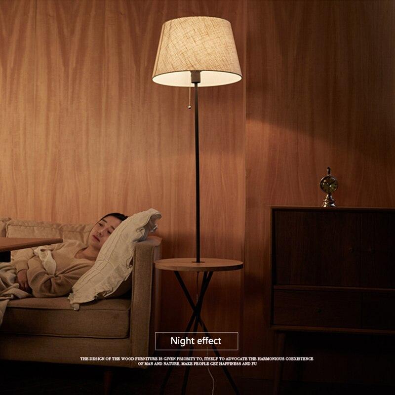 Licht & Beleuchtung Lampen & Schirme Ausdrucksvoll Nordic Moderne Mode Kaffee Tisch Boden Lichter E27 Led Eisen Halterung Boden Lampen Für Wohnzimmer Schlafzimmer Studie Hotel Zimmer Cafe Um 50 Prozent Reduziert