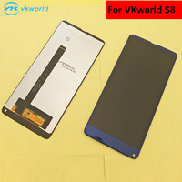 For VKworld S8 LCD Display Touch Screen Tools Digitizer Assembly Replacement Accessories For Phon 5 99