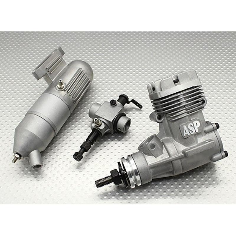 цена на SP 2 Stroke S32A / AII 32 Nitro Engine 5.2CC for RC Airplane
