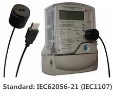 IEC 62056-21 протокол инфракрасный usb смарт-счетчиков оптический датчик датчик