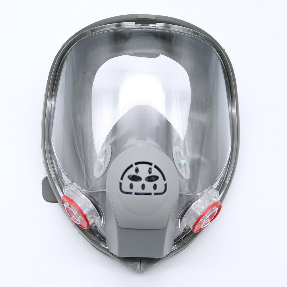 Style; Tireless For 6800 Gas Mask Full Face Facepiece Respirator Painting Spraying Mask Grey Fashionable In