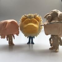 Exclusive Original Funko POP Proto Harry Potter NYCC Snape, Hermione, Luna Vinyl Action Figure Collectible Model Loose Toy