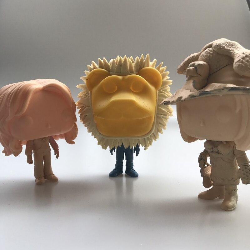 Jouet Original exclusif Funko POP Proto Harry Potter-NYCC Snape, Hermione, Luna figurine en vinyle à collectionner
