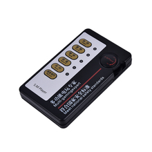 Electric Dual Output Special Electro Shock Pulse Massage Host Electric Shocking Sex Toys Accessory SM Player Sex Product