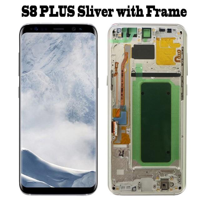 S8 Plus SilverFrame
