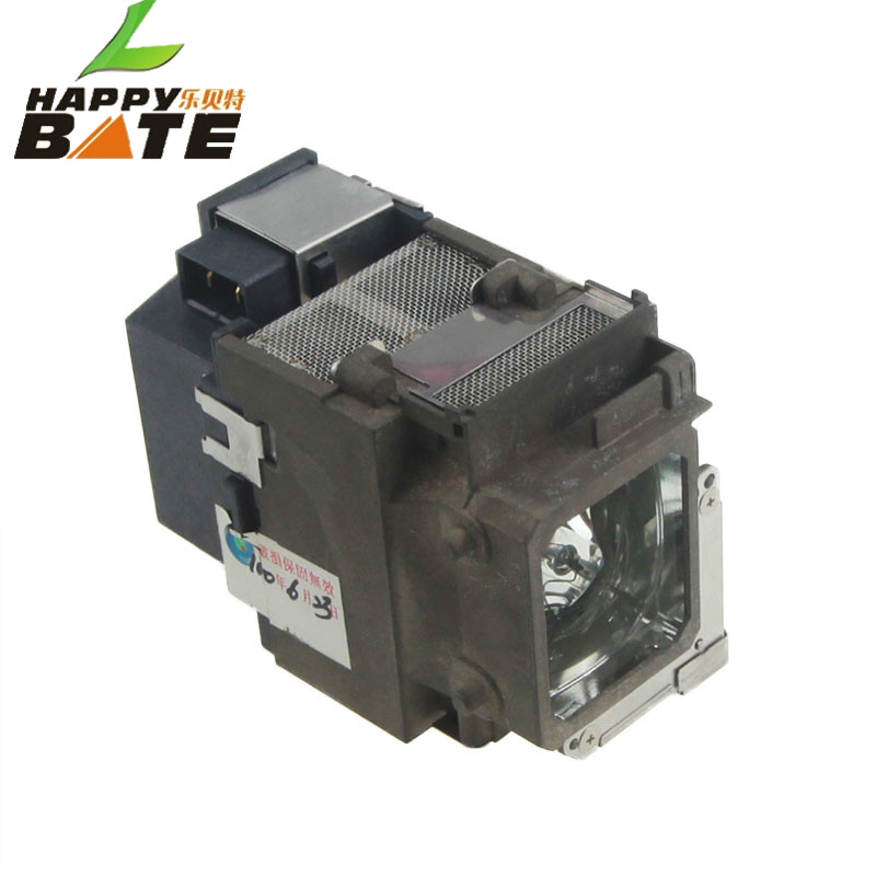 цены  ELPLP65 V13H010L65 replancement Lamp for EB-1750/EB-1751/EB-1760W/EB-1761W/ EB-1770W/EB-1771W 1775W with housing happybate