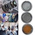 Micro Diamond Rhinestones DIY Uñas Decoración Del Arte Del Clavo 3D Del Brillo de Bling Cristal Perla Esmalte De Caviar Micro Perlas