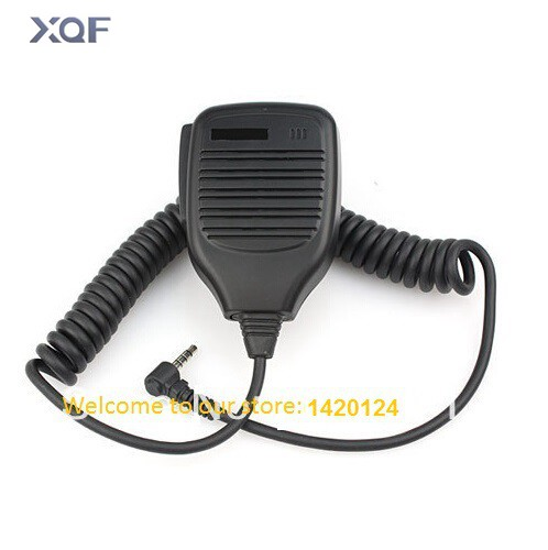 New Handheld Speaker MIC Microphone For YAESU VERTEX Radios VX-1R/2R/3R VX-300/160 1 Pin 3.5mm J0305A Alishow With Free Shipping