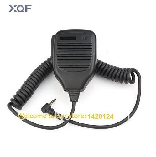 New Handheld Speaker MIC Microphone For YAESU VERTEX Radios VX-1R/2R/3R VX-300/160 1 Pin 3.5mm J0305A Alishow With Free Shipping