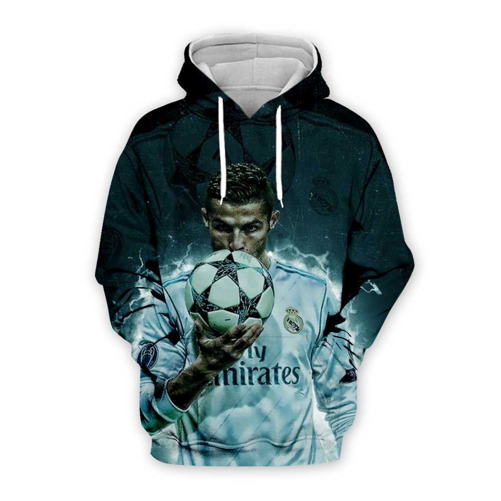 PLstar Cosmos Cristiano Ronaldo 3D Printed 3D Print Hoodie/Sweatshirt/Jacket/Men Women Fashion shirts