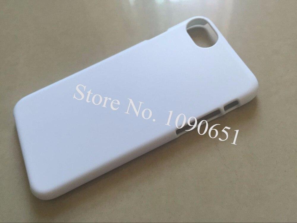 capa sublimação 3D em branco 3d caso