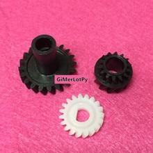 цена на Compatible Developer Gear Kit Set Developer Drive Driving Gear for Konica Minolta Bizhub 200 222 250 282 362 350 DI2510 DI3510