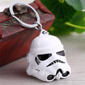 H&F Star wars 3D StormTrooper Action Minifigure car keychain Key Rings key holder metal keychain  For Women&Men Chaveiro