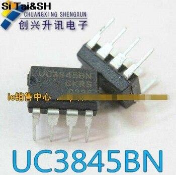 10 Uds UC3845B DIP-8 UC3845A DIP8 UC3845AN UC3845BN UC3845 DIP nuevo y original IC