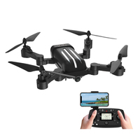 RC Drone with Camera X30 1080P 5G WiFi FPV GPS Dron Auto Following Altitude Hold RC Quadcopter vs X12 JJRC H37 E58