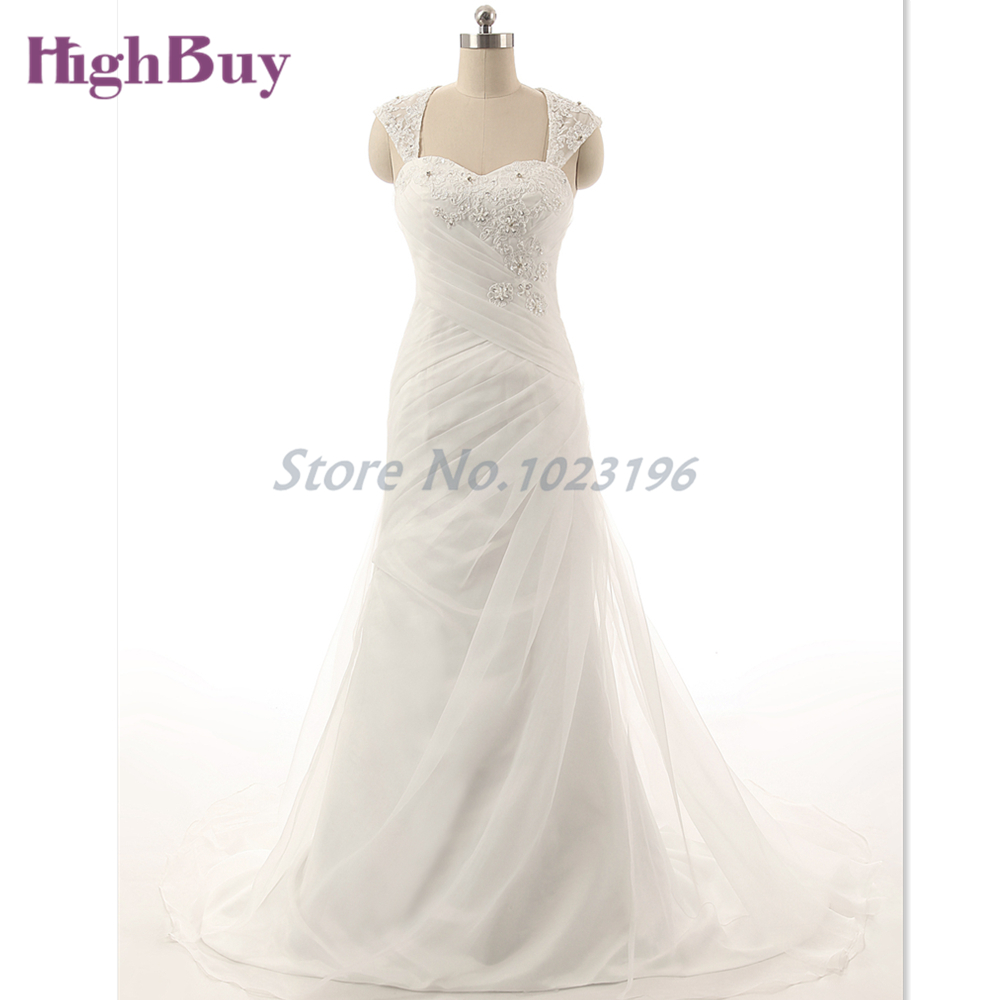 Distinctive design plus size wedding dresses mermaid for Crystal design wedding dresses price