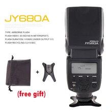 VILTROX JY-680A LCD de Luz de Flash Universal Flash Speedlight para Canon Nikon Pentax Olympus Cámaras Para Cámara Digital