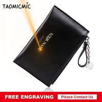 Mini Wallets Coin Pocket Zipper Purse Credit Card Holder PU Small Wallets Women Luxury Brand Famous Purses Female Short