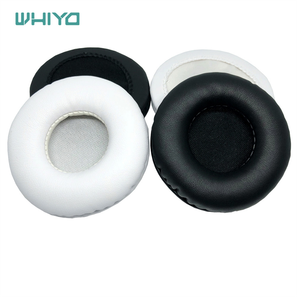 Whiyo 1 pair of Sleeve Earmuff Replacement Ear Pads Cushion Cover Earpads Pillow for Sony DR-BT101 Headphones