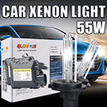 55W D2S Xenon bulb kit Super Vision Car HeadLight Lamp D2S D2C 4300k 5000K 6000k 8000k 10000k D2S xenon lamp