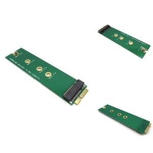 Image 4 - PCIE pci express 2 Lane M.2 PCI E ssd SSD 30mm 42mm do dla Asus EP121 UX21 UX31 ADATA XM11 SSD dodać na karty płytka obwodów drukowanych