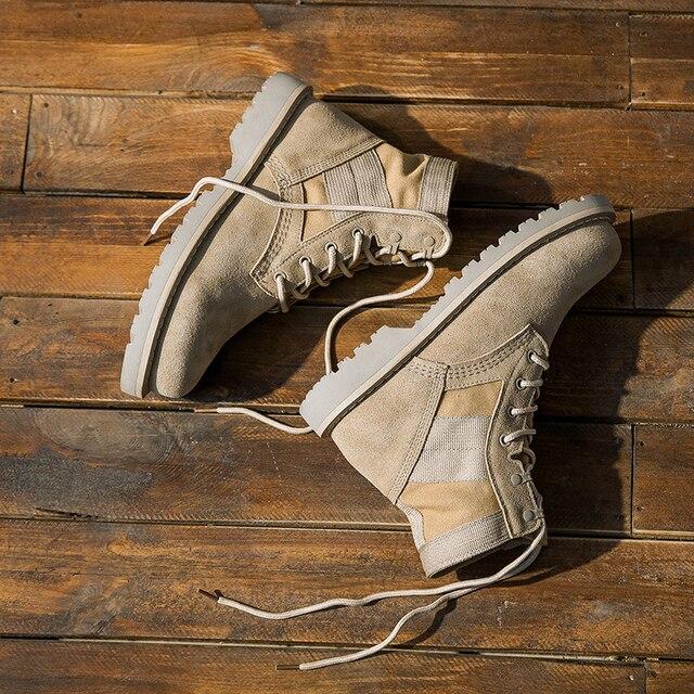 Женские замшевые ботинки | Aliexpress