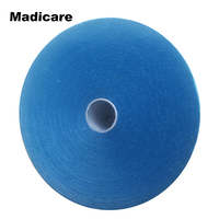 30m Bulk Roll Kinesiology Tape Cotton Muscle Therapist Waterproof Bandage Football Outdoor Knee Pads Elbow Sports Safety Tape