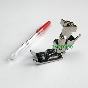 Zigzag Presser Foot For Bernina New Style Artista,Activa,Virtuosa,Aurora image