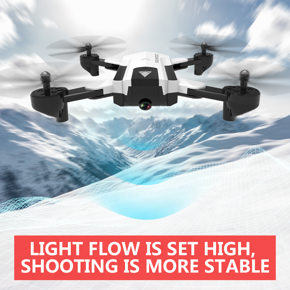 Image 4 - SG900 4K drone camera dual HD 2.4G remote control drone RC four axis aircraft app folding Portable video photo real time camera-in RC Airplanes from Toys & Hobbies