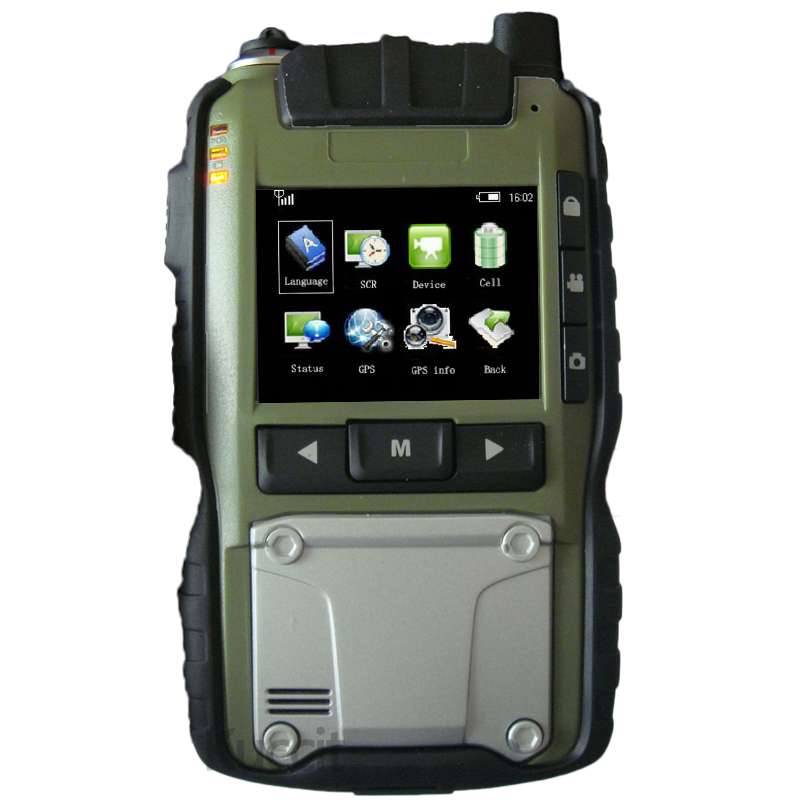 Kcosit New Rugged Big-Phone Waterproof Linux-Os Wifi Terminal PDA Video-Transmission-Monitor