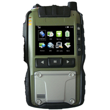 PDA Linux os Industrial Waterproof Big Phone Rugged Law Enforcement Handheld Terminal Wifi Audio Video Transmission Monitor GPS