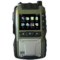 PDA Linux os Industrielle Wasserdichte Große Telefon Robuste Strafverfolgung Handheld Terminal Wifi Audio Video Übertragung Monitor GPS