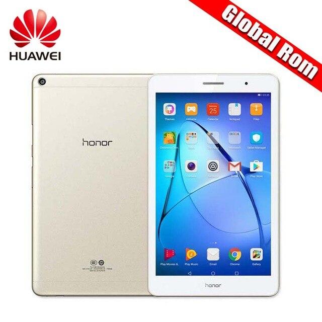 "Глобальный Встроенная память 8.0 ""Huawei MediaPad T3 WI-FI/LTE Android 7.0 Планшеты PC Snapdragon 425 4 ядра 2 ГБ/ 3 ГБ Оперативная память 16 ГБ/32 ГБ Встроенная память"